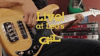 Live! At Leo's: G&L SB-2 Full Demo with Steve Araujo