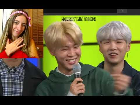 BTS Jimin Cute and Funny Moments REACTION