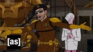 Supercut: Hunter Gathers | The Venture Bros. | Adult Swim