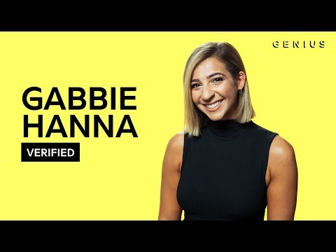 "Gabbie Hanna ""Honestly"" Official Lyrics & Meaning | Verified"