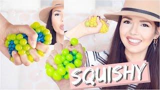 SQUISHY Mash Ball DIY - Stressball | ViktoriaSarina