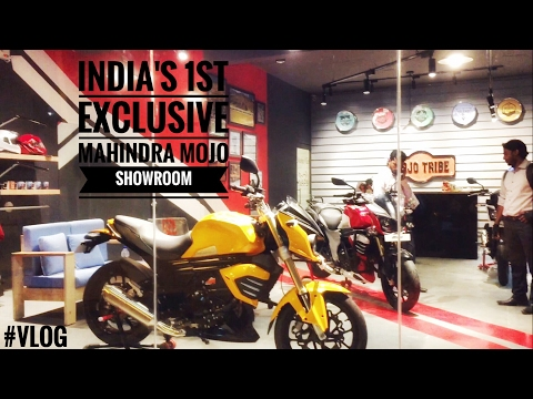 India's first Exclusive Mojo Showroom Launched In Bangalore
