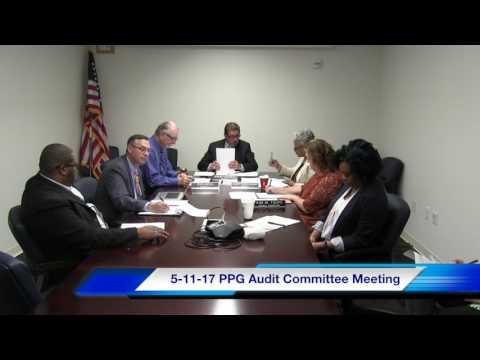 5 11 17 Audit Committee Meeting