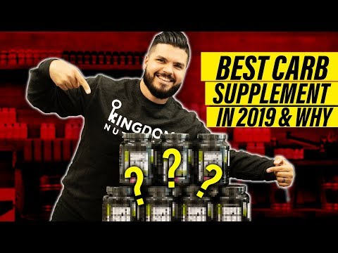 best-carb-supplement-in-2019-|-nutrabio-supercarb-review