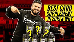 Best Carb Supplement in 2019 | NutraBio SuperCarb Review