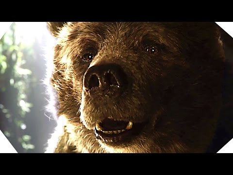 Baloo's Cave -  THE JUNGLE BOOK - Movie Clip # 4