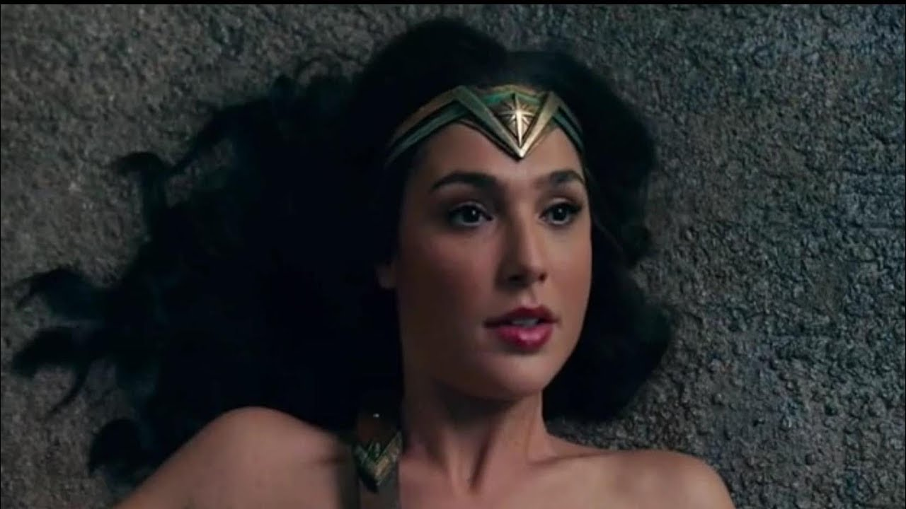 Wonder Woman Beaten Justice League Justice League ...