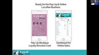 Loyal Shops Webinar