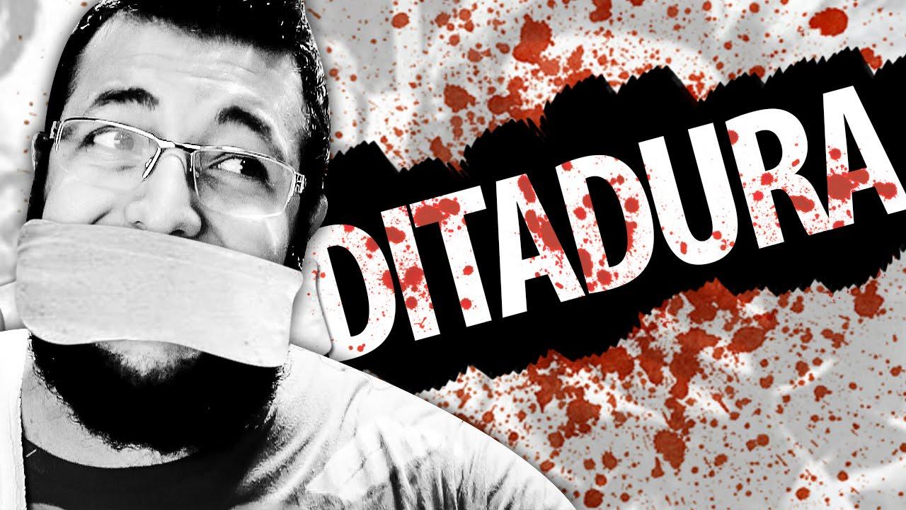 Resultado de imagem para DITADURA