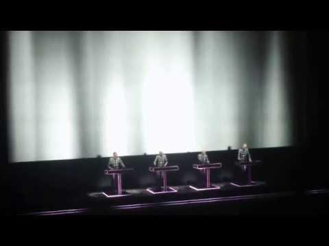 Kraftwerk - Franz Schubert + Europe Endless + Hall of Mirrors - Live in Copenhagen 2015