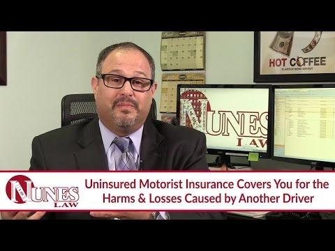 What Happens If I Make An Uninsured or Underinsured Motorist Claim | CA Injury Lawyer Frank Nunes