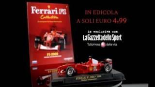 Ferrari F1 Collection Spot Ufficiale Gazzetta Youtube
