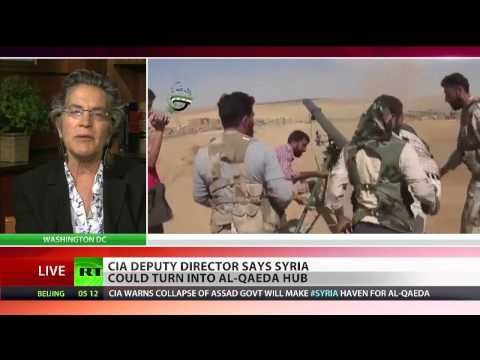 Phyllis Bennis on why CIA Michael Morell is concerned over Syria