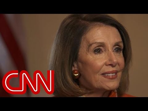 Nancy Pelosi discusses
