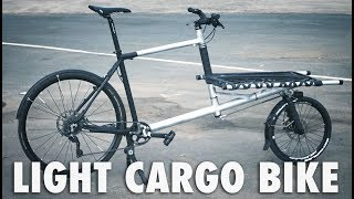 Building a Light Cargo Bike