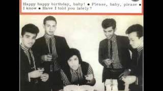 Naomi & The Boys (Singapore) - Happy Happy Birthday, Baby [*Audio*]