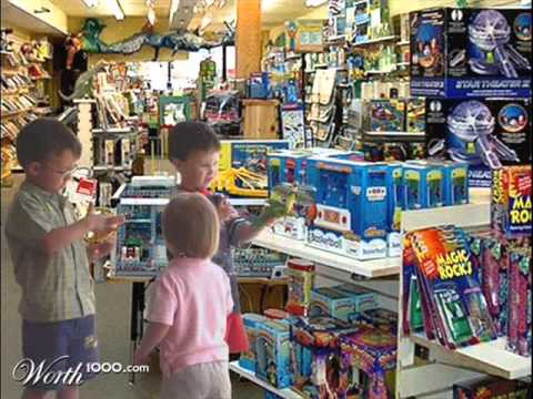 """gender in the toy store What started our obsession with assigning gender to playthings, and how can parents combat it """"rigidly gendered toy marketing tells kids who they should."""