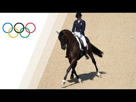 Germany wins Dressage Team Grand Prix Special