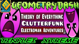 CUTTERFUNK  ELECTROMAN: #4 THEORY OF EVERYTHING ANDROID GAMEPLAY