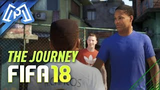 A VOLTA DE HUNTER! - FIFA 18 - The Journey #01