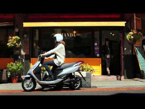 Quảng cáo xe máy điện Kymco Candy 2.0EV