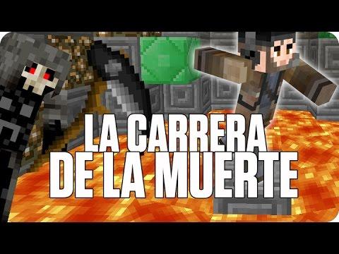¡LA CARRERA DE LA MUERTE! | Minecraft