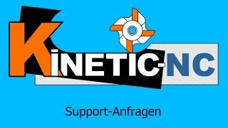 KinetiC NC Hilfe und Support - Interaktive Onlinehilfe