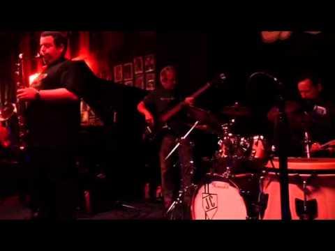 Jimmy Chamberlin Frank Catalano and Percy Jones California Love