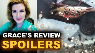 Cars 3 SPOILERS Movie Review