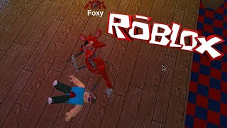 ROBLOX FIVE NIGHTS AT FREDDY'S | FNAF ROLEPLAY | GAMER CHAD & RADIOJH GAMES