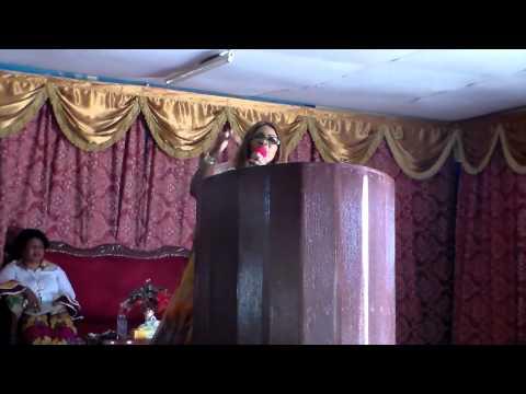 culte special de delivrance avec maman zadi au MPCDRA