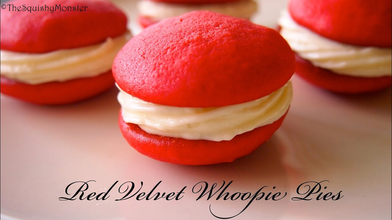 What is an easy recipe for whoopie pies?