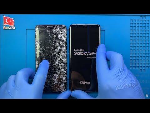 Samsung Galaxy S9+ Ekran Değişimi 🇹🇷