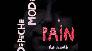 Скачать Depeche Mode A Pain That Im Used To
