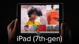 iPad (7th-gen) announcement: Key features in under 3 minutes