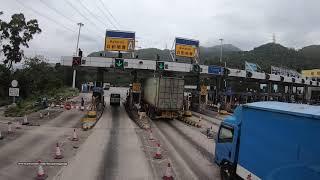 Hong Kong Bus Ride - KMB no. 263 (Shatin MTR Station to Tuen Mun MTR Station)
