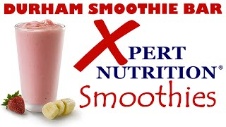 Smoothies Durham | Durham Smoothie Bar | Xpert Nutrition | Smoothies in Durham NC