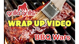 BBQ Wars Tour Wrap Up