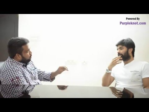 Atharva Murali about his Life, Cinema and much more - Interview by Prashanth