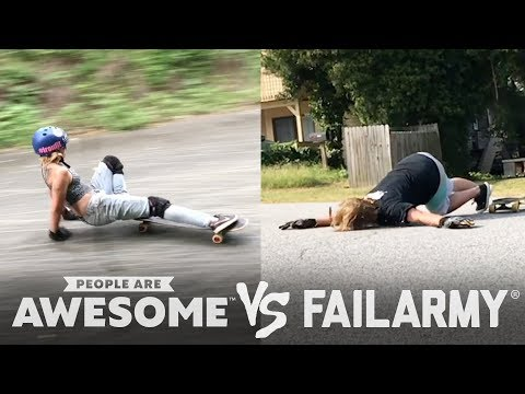 People Are Awesome Vs. FailArmy | Feat. The Prodigy
