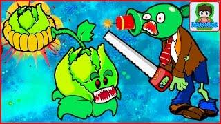 Игра Растения против зомби от Фаника Plants vs zombies 11