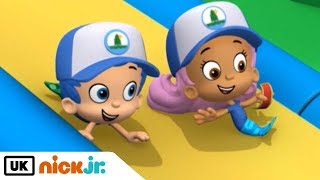 Bubble Guppies  The Summer Camp Games  Nick Jr. UK