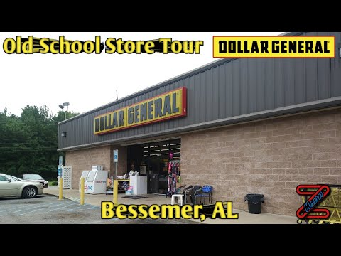 Old School Dollar General Tour- Bessemer, AL