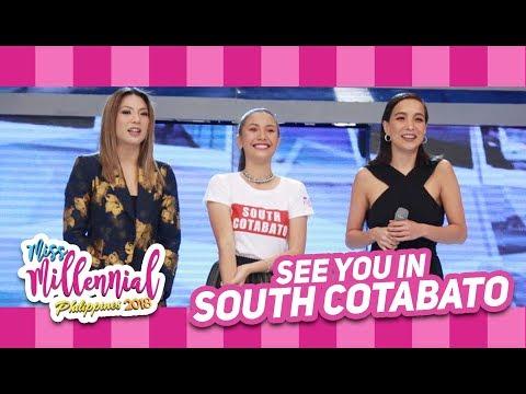 Miss Millennial South Cotabato | September 22, 2018