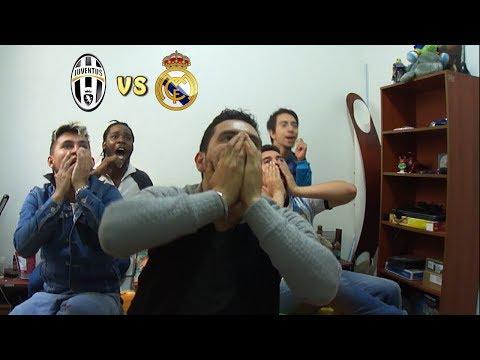 Juventus 1 - 4 Real Madrid | Final Uefa Champions League 2016-17 | REACCIÓN AMIGOS
