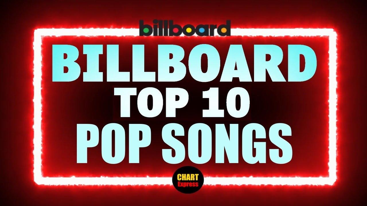 Billboard Top 10 Pop Songs (USA)   June 26, 2021   ChartExpress