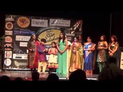 Harish won 2nd prize in Classical Singing Event of Dallas Star Kalakkar