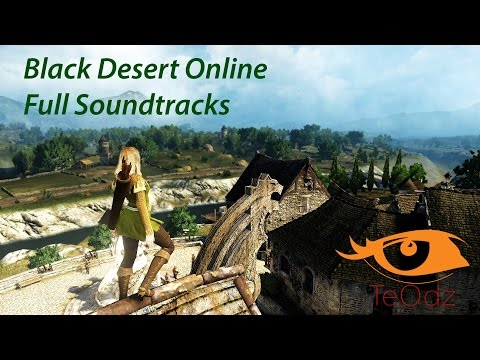 Black Desert Online -  Soundtracks