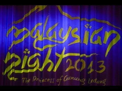 Malaysian Night 2013, Purdue University