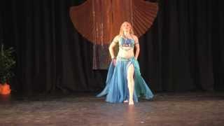 Magedans med Aurora; Leila Sukara - elegant oriental